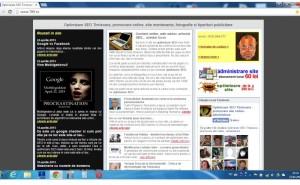 prima pagina a site-ului 789.ro