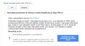 mesaj google