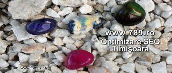 seo timisoara pietre colorate