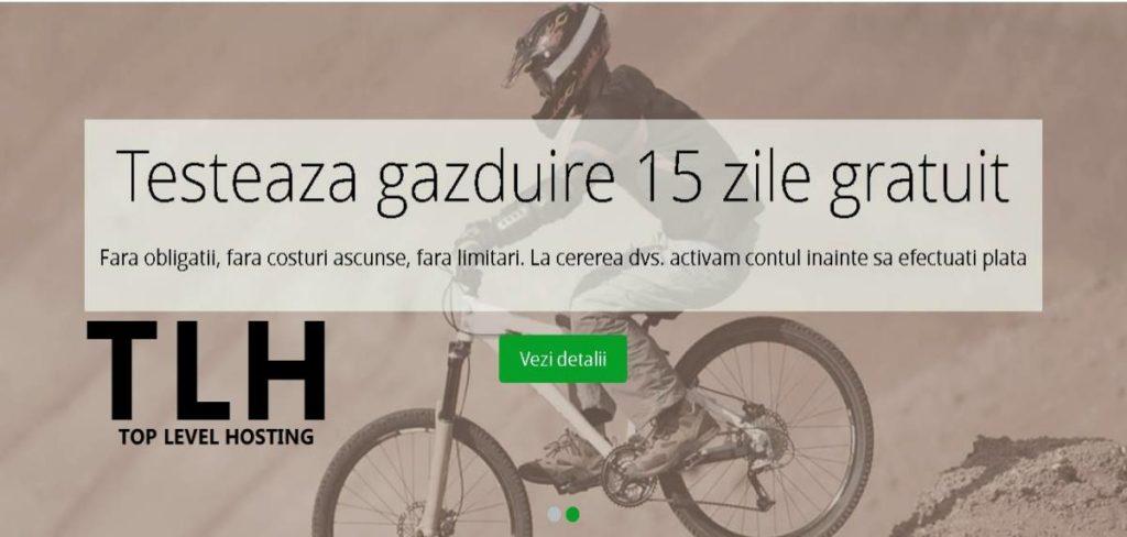 servicii hosting TLH