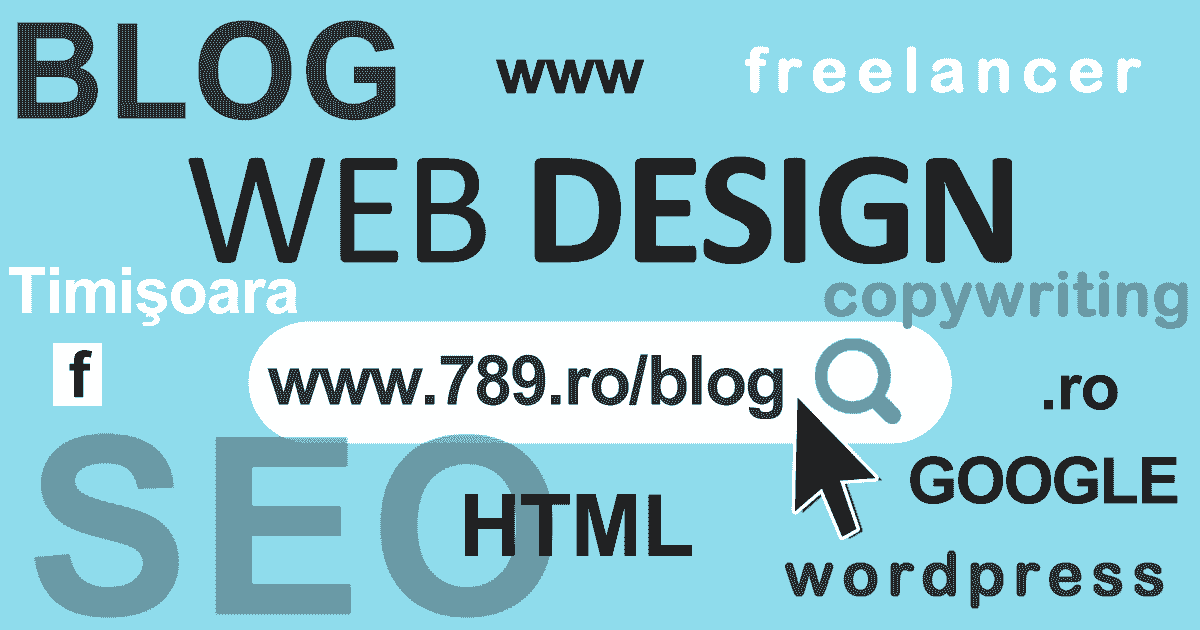 Blog SEO Timisoara optimizare si web design