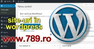 site-uri in wordpress
