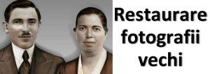 restaurare fotografii vechi timisoara