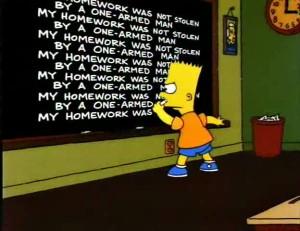 simpson-homework