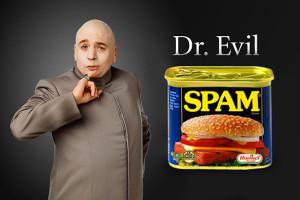 dr evil spammer