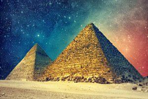 piramida egipteana