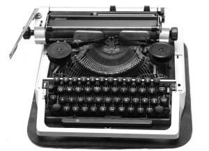 masina de scris articole blog