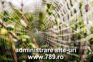 administrare site-uri