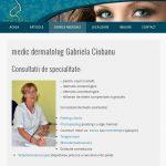 optimizare si promovare site dermatologie