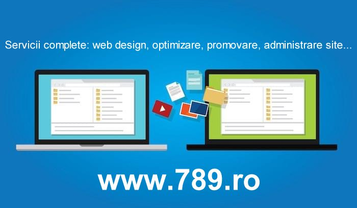 optimizare SEO servicii de web admin