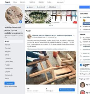 seo timisoara administrare facebook