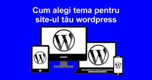 optimizare site wordpress