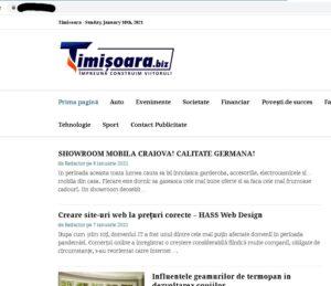 marketing Timisoara
