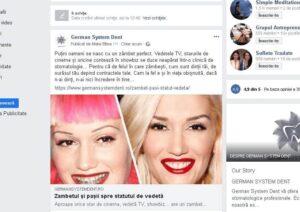 promovare site pe facebook