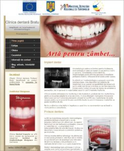 web design si SEO Expert dental