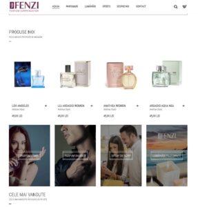 SEO Timisoara parfumuri