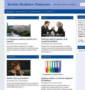 SEO Timisoara revista mediator